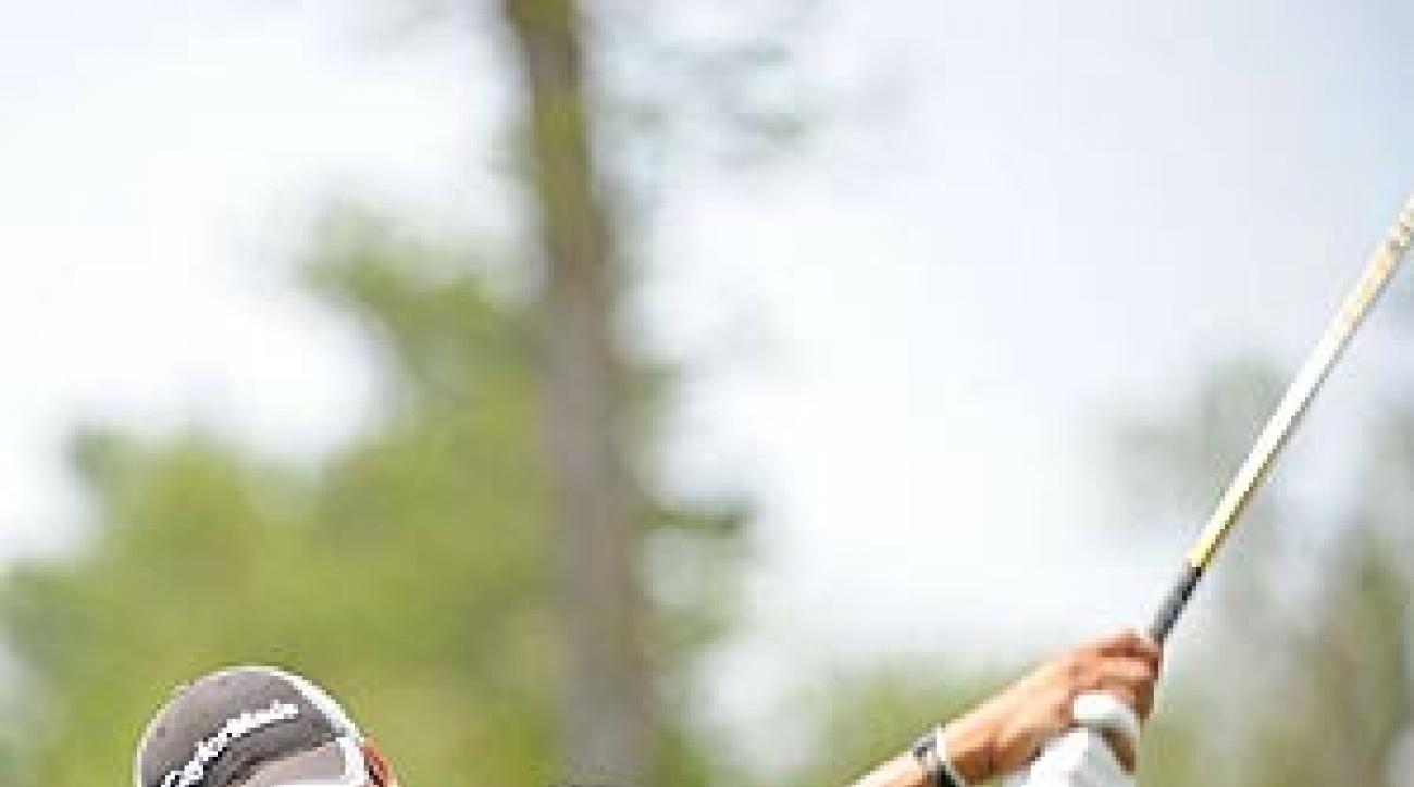 This was Romero's 12th career start on the PGA Tour.