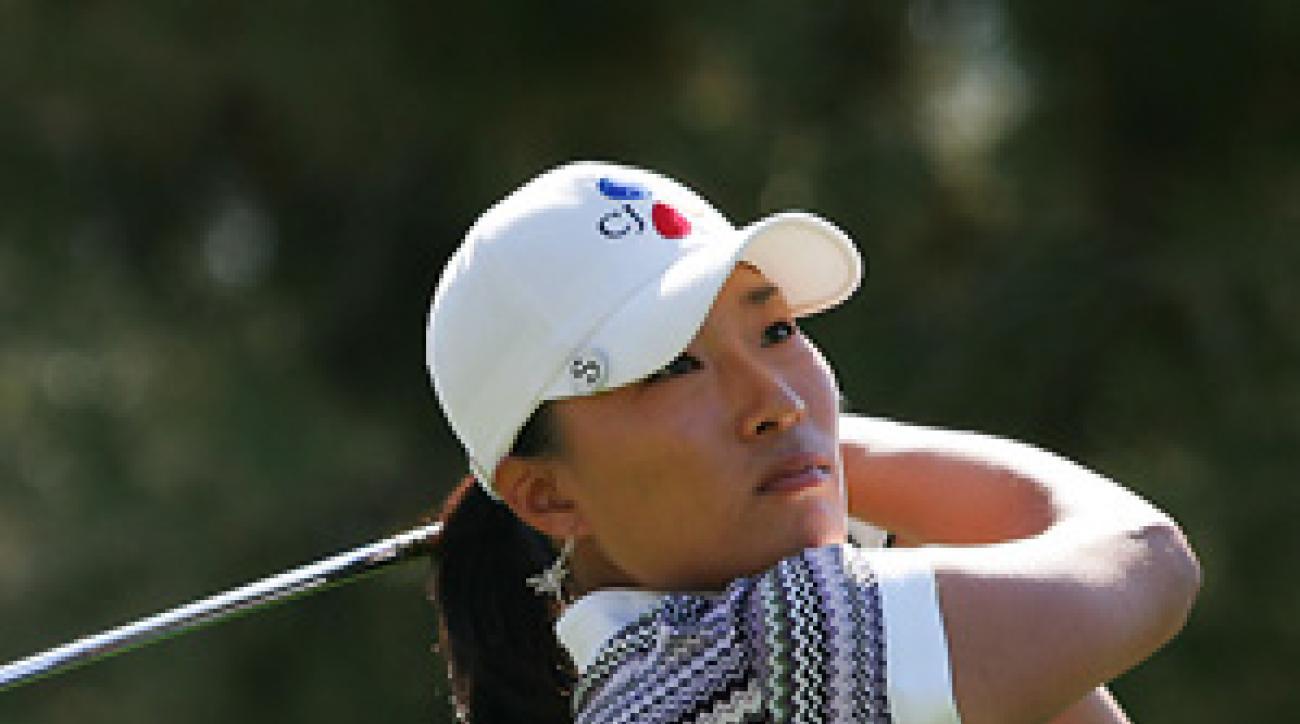 Se Ri Pak has won five majors, but she has never won the Kraft Nabisco.