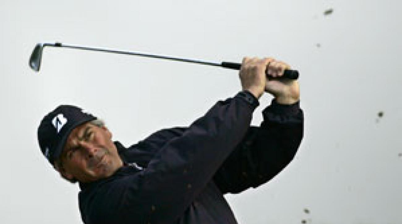 Fred Couples has played on five Presidents Cup teams.