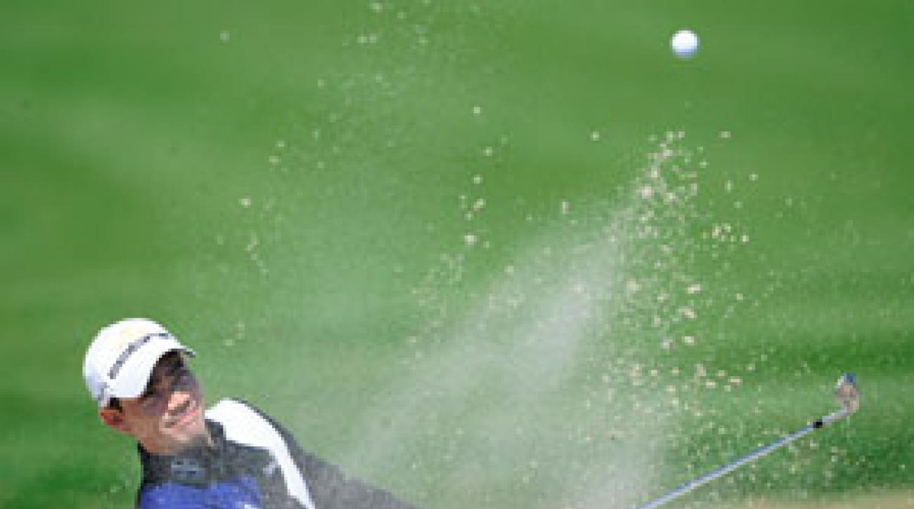 Camilo Villegas made six birdies and two bogeys on Friday.