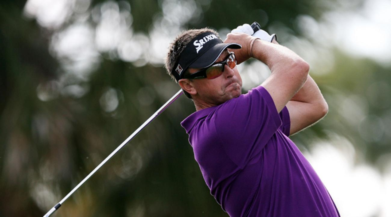 <strong>Second Round of the Honda Classic</strong><br /><br />                 Robert Allenby made three birdies and a bogey for a 68.
