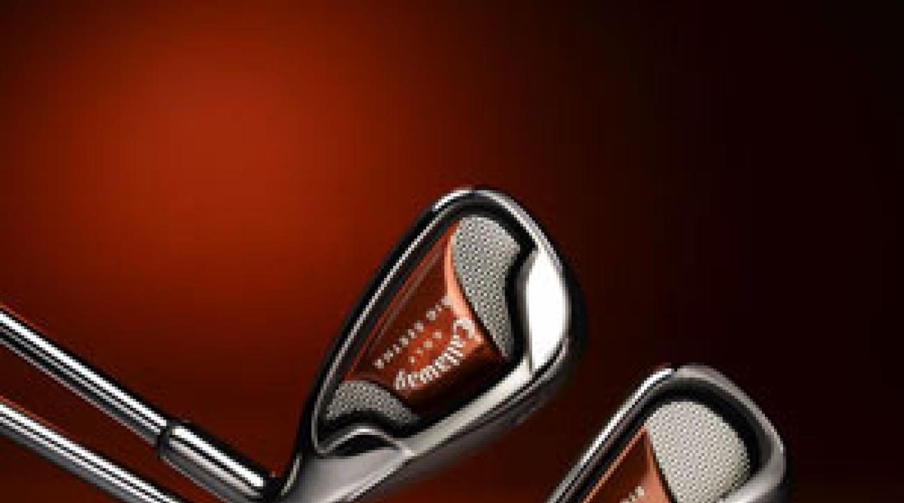 The 4 i-brid has a beefier,                 wider sole, to produce easy lift                 from hard-to-hit long irons.