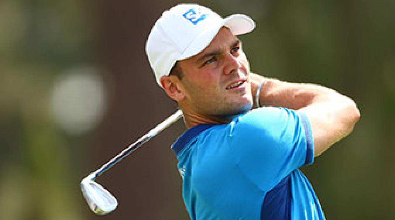 Former World No. 1 Martin Kaymer won the Players Championship at TPC Sawgrass in May.