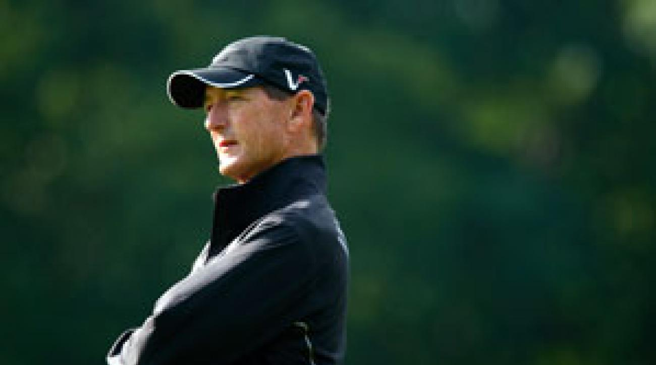 Hank Haney stopped coaching Tiger Woods last year.