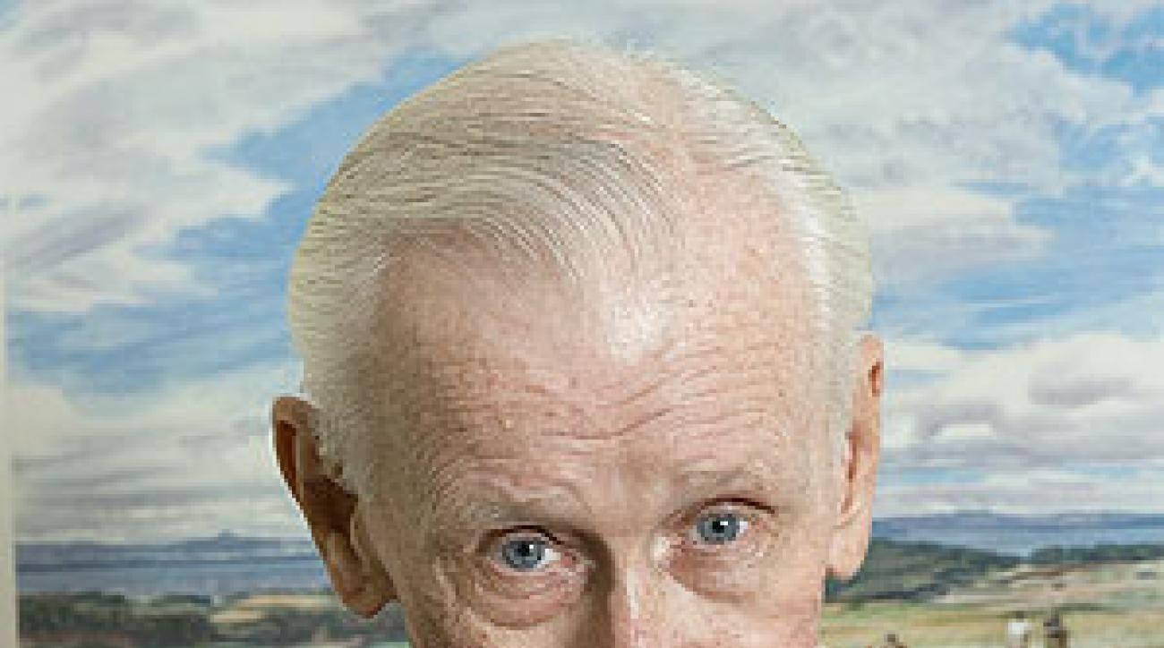 <strong>FINAL FORE</strong> Thomas M. Hearn died on April 21 in Jupiter Sound, Fla. He was 82.
