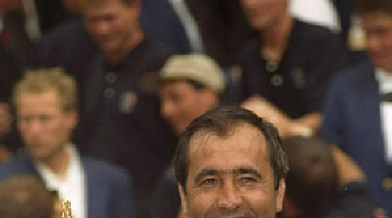 Seve Ballesteros captained the European team to victory in Spain in 1997. Many are hoping the European Tour honors Seve by awarding Spain the 2018 Ryder Cup.