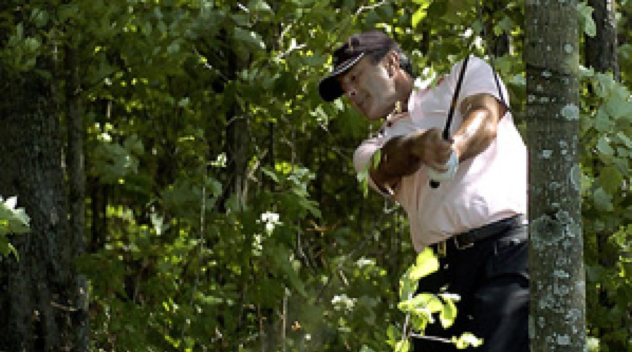 Seve Ballesteros made his Champions Tour debut last week in Alabama, finishing tied for last after shooting 78-81-73.