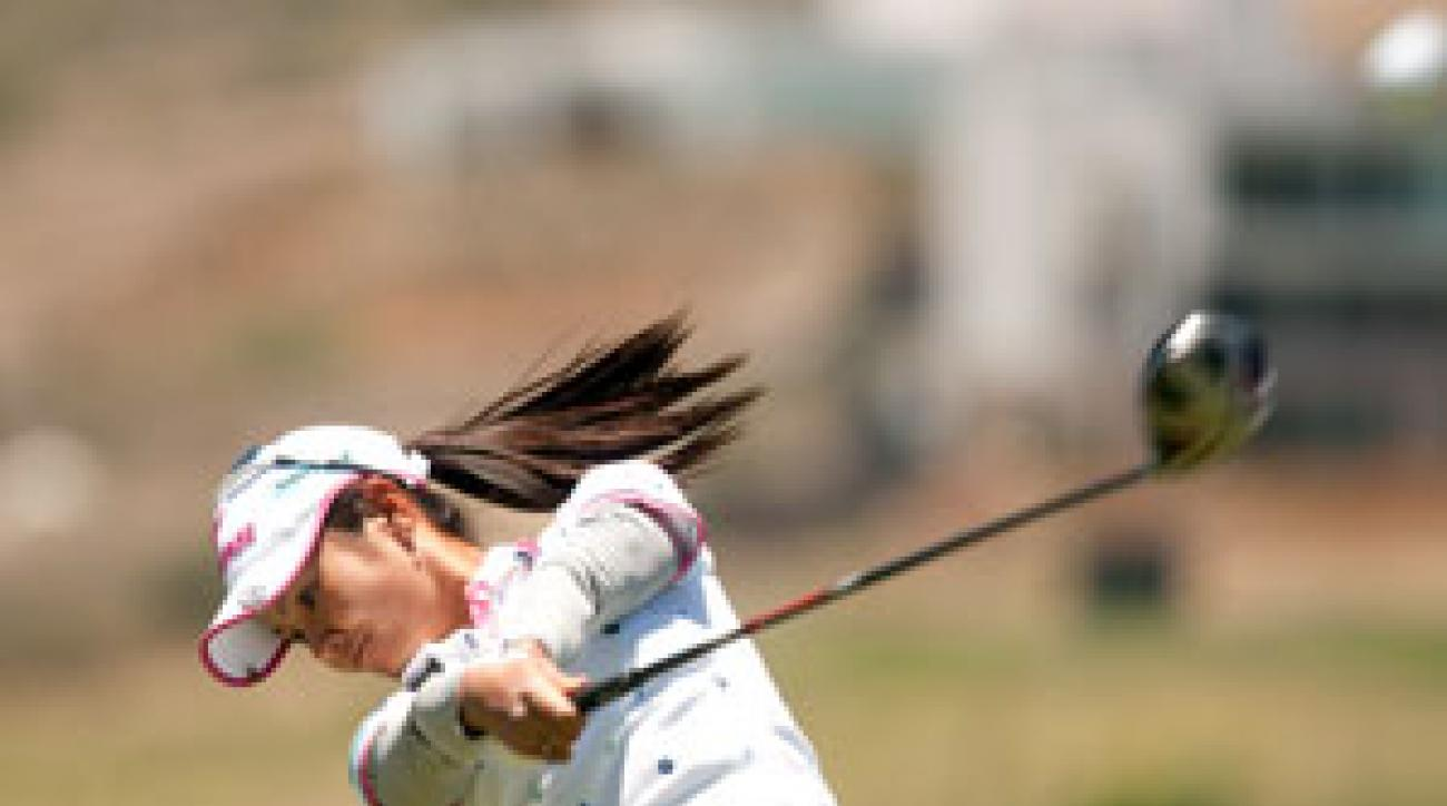 Ai Miyazato has already won two events this season.