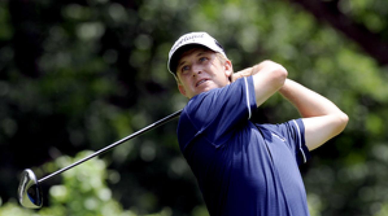 David Toms won at Colonial in May.