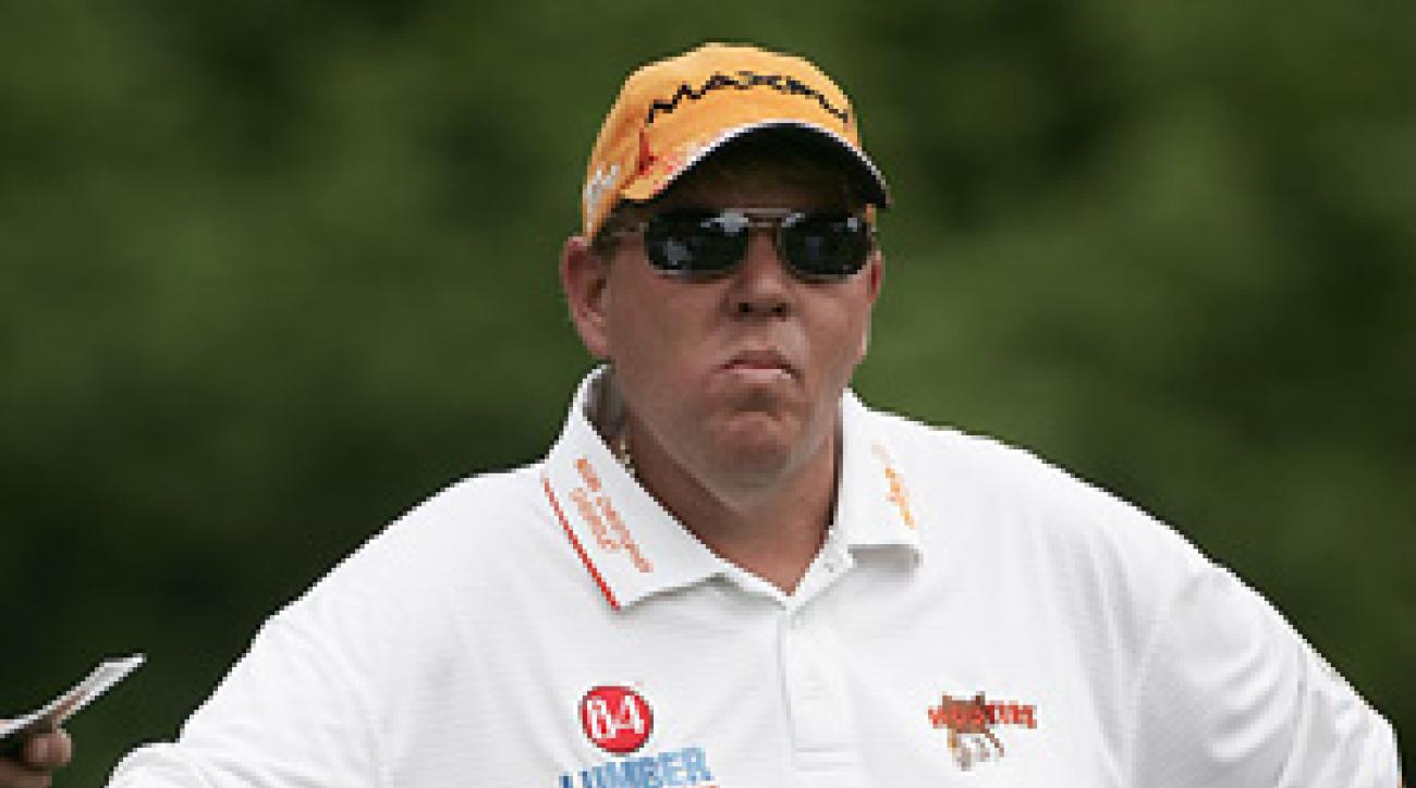 John Daly's best finish this season is a tie for 22nd at the Nissan Open.
