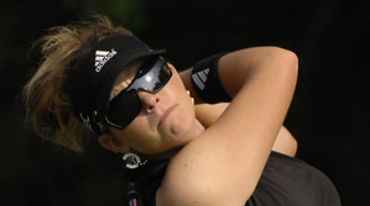 Paula Creamer has four top 10s this season.