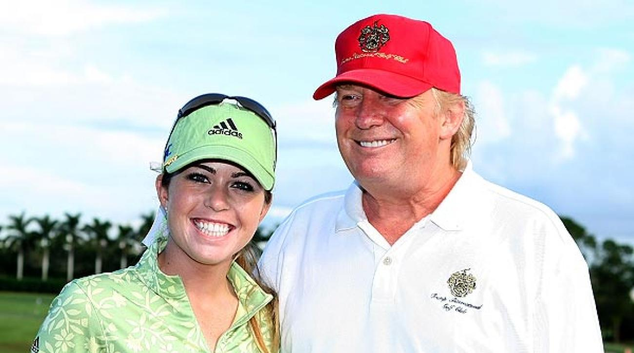 "<p><!-- --><a target=""_blank"" class=""article_link"" href=""http://www.fannation.com/truth_and_rumors/view/108373-trump-national-turned-down-lpga-championship""><strong>Truth & Rumors: Trump National turned down LPGA Championship</strong></a><!-- / --></p>                                                                                      <p>To say that Donald Trump would like to host a major golf tournament at his Trump National Golf Club -- Bedminster complex would be like saying the Knicks are mildly interested in LeBron James next summer.</p><p> But unlike the Knicks, Trump is content to sit and wait patiently for his prized major come to him. Case in point: Trump's disclosure Friday afternoon that he has already turned down one major event -- the LPGA Championship -- because it didn't fit the criteria he wants.</p>                                                                                      <p> • <!-- --><a target=""_blank"" class=""article_link"" href=""http://www.nj.com/golf/index.ssf/2009/06/trump_nationalbedminster_golf.html""><strong>Read the entire article at nj.com</strong></a><!-- / --><br /> • <!--  --><a target=""_blank"" class=""article_link"" href=""http://www.fannation.com/truth_and_rumors/view/108373-trump-national-turned-down-lpga-championship""><strong>Comment, share it, blog it and read related news</strong></a><!-- / --></p>"