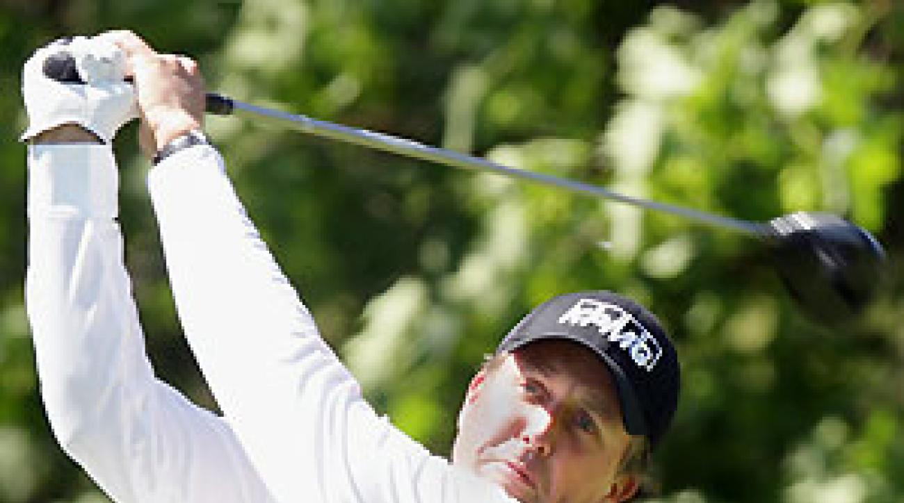 Phil Mickelson withdrew from the Memorial last year due to an injury.
