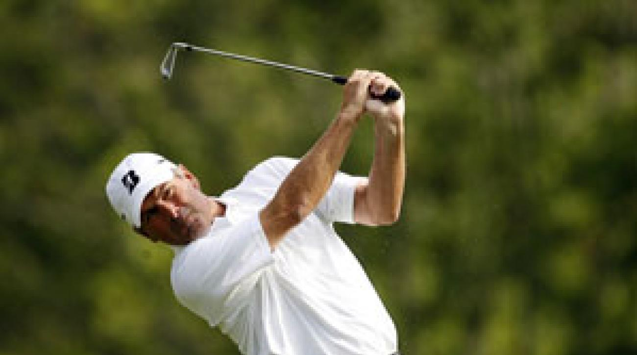 Fred Couples is in contention at the Memorial.