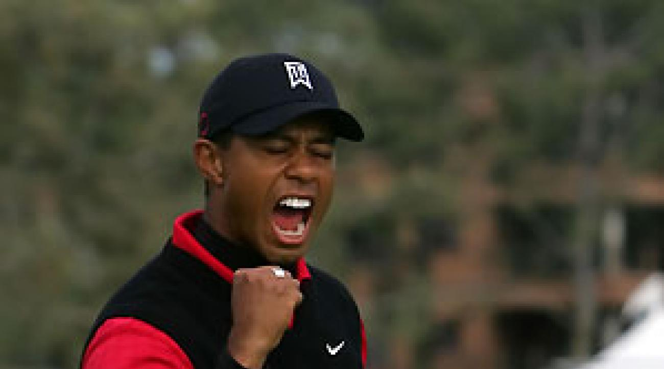 Tiger Woods has had plenty of success at Torrey Pines.
