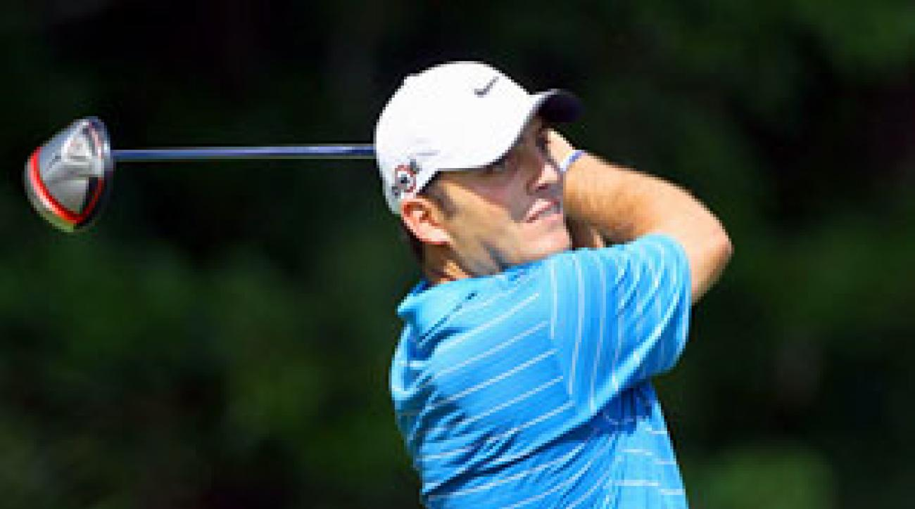 Francesco Molinari is ranked No. 17 in the world.