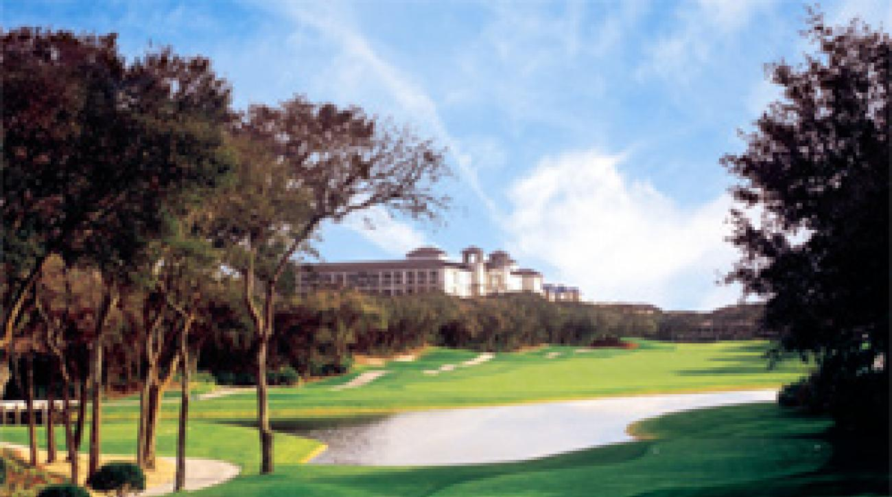 Not your typical Florida course: The Golf Club at Amelia Island.