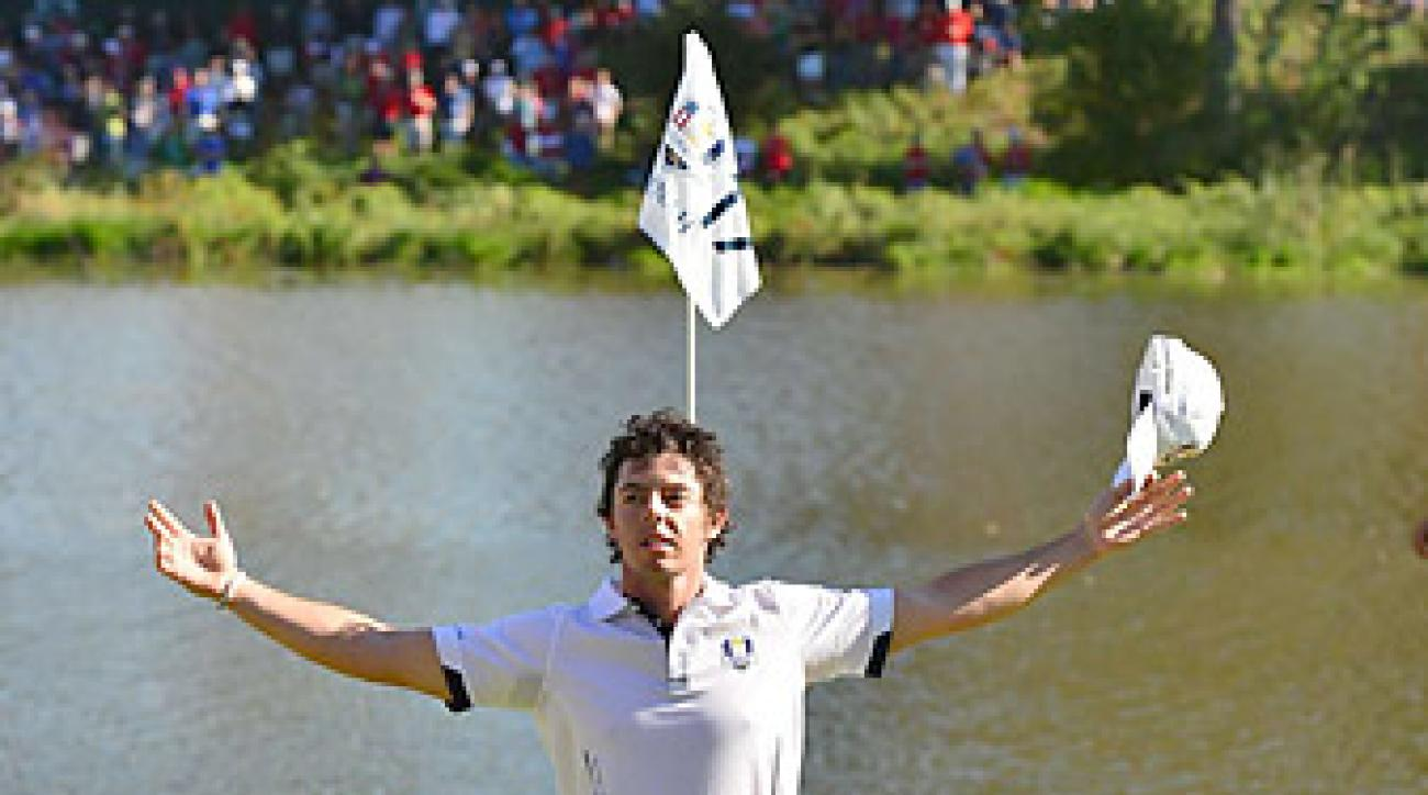 McIlroy earned an estimated $15 million through endorsements in 2012.