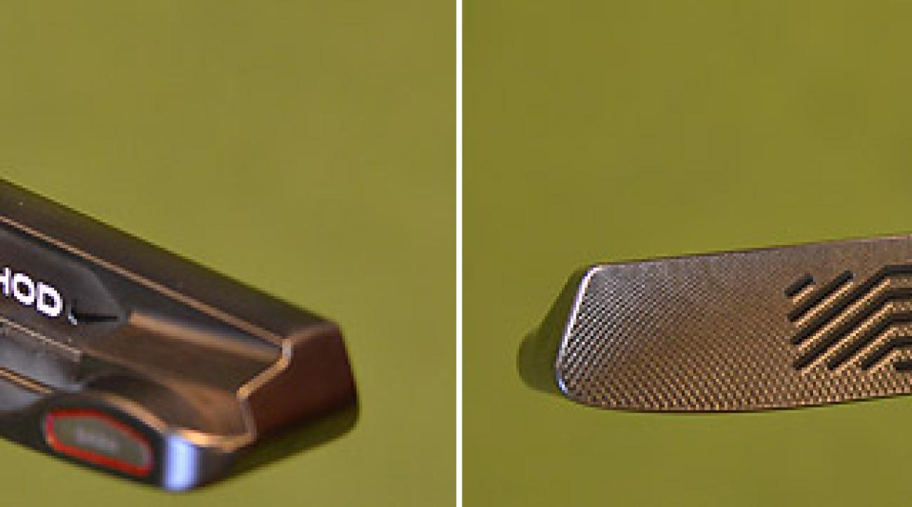 Nike Method Midnight putter.