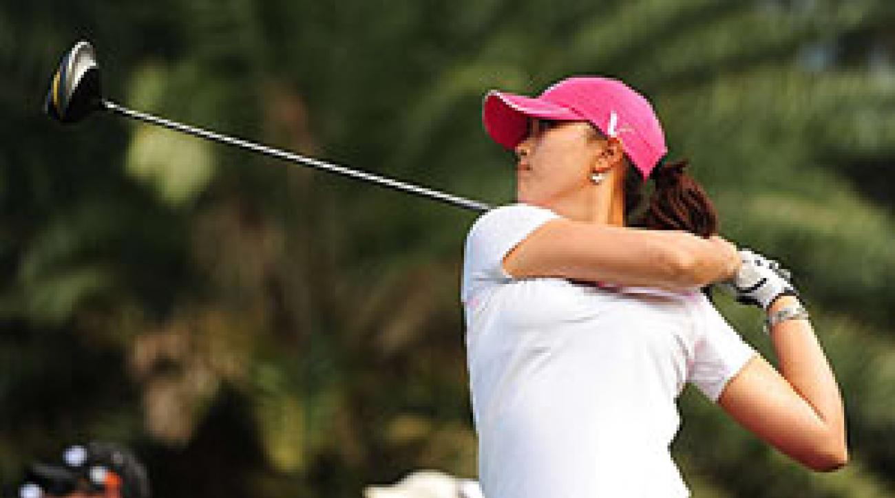 Michelle Wie hasn't won since the 2003 U.S. Women's Public Links.