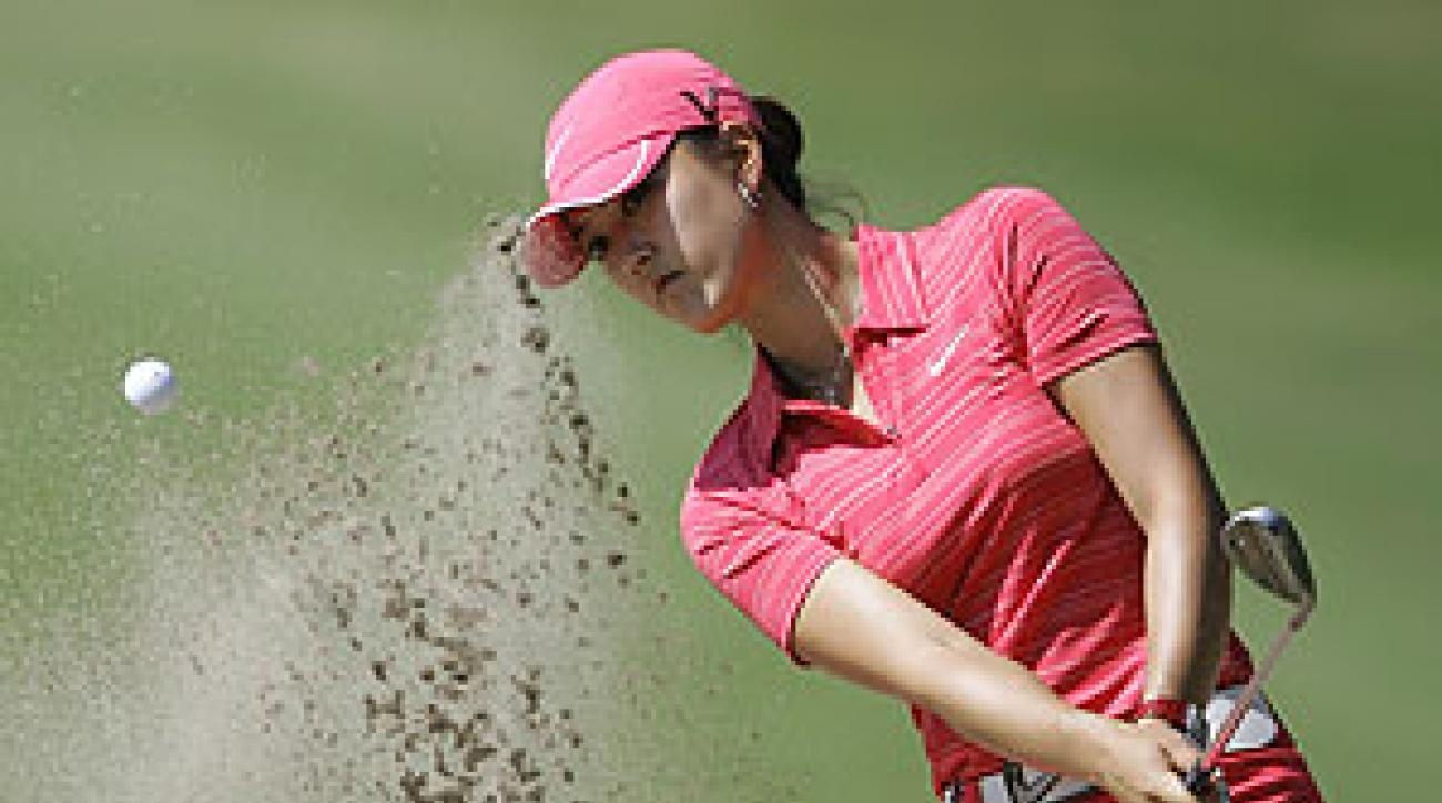 Michelle Wie shot 69 in the final round.