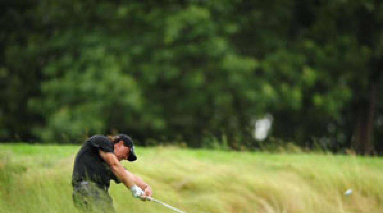 Phil Mickelson has not played since the U.S. Open, where he finished second and was a fan favorite.