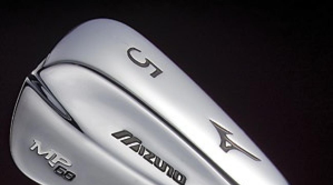 Mizuno MP-68 Irons