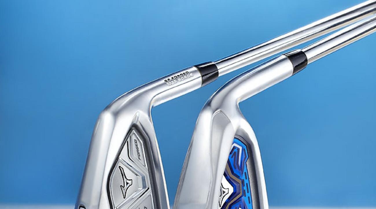 Mizuno's new JPX 850 and JPX 850 Forged irons will be available at retail stores on Sept. 19