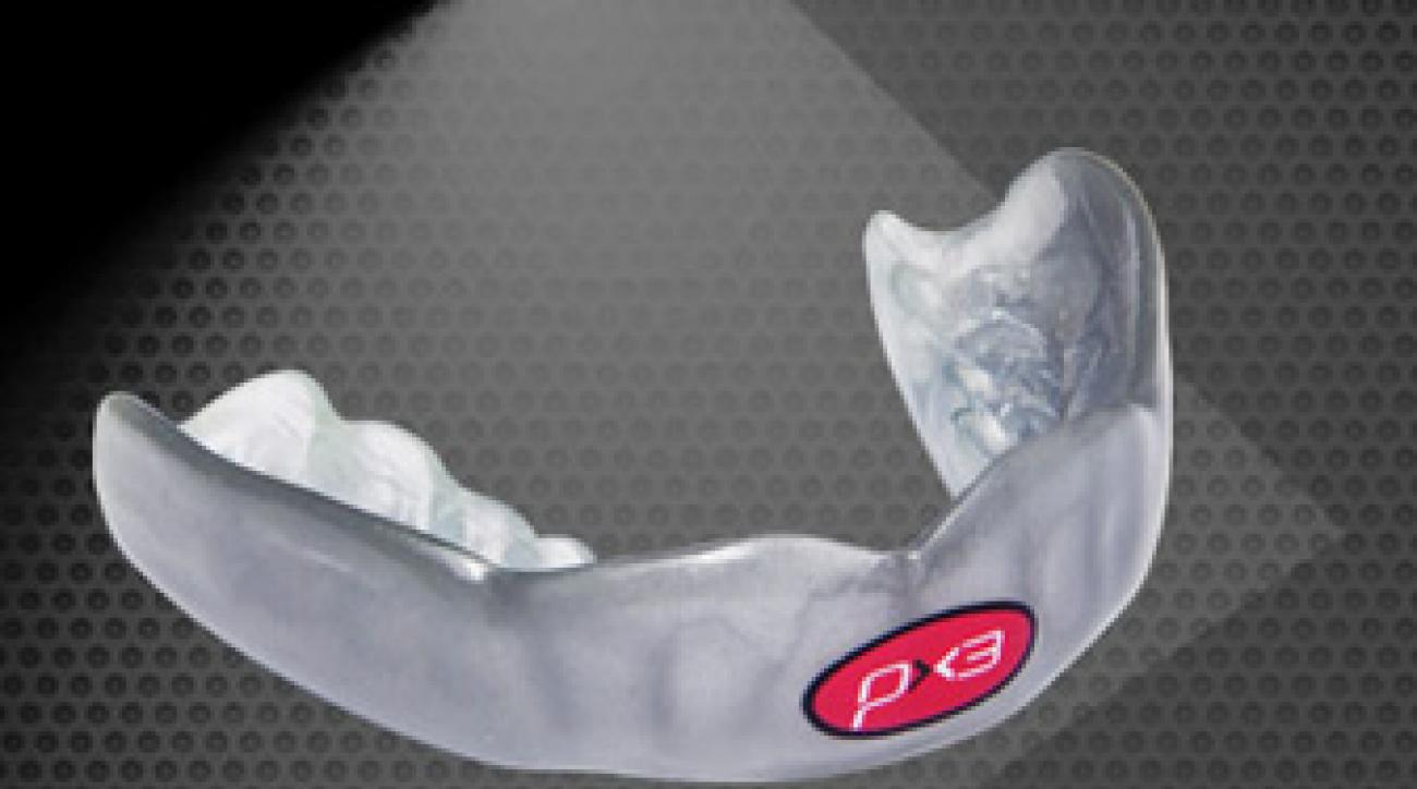 The Lower Max Airflow SIS golf mouth guard is designed to place your jaw in a position that will optimize your physiological function.