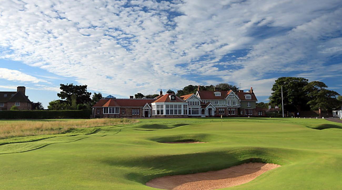 Muirfield, which has produced some of the British Open's greatest champions, isn't ridiculously long, but trouble lurks everywhere.