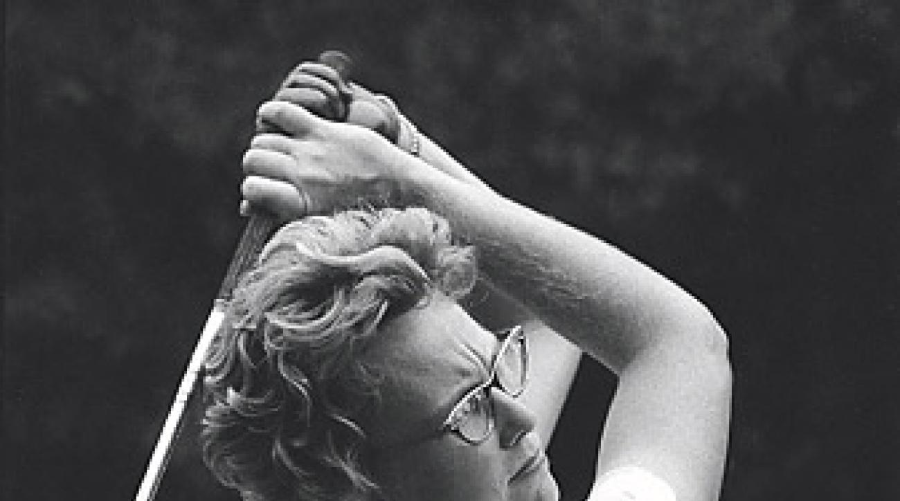 Wright, now 77, retired in 1969 at age 34 and won 82 LPGA tournaments during her career.