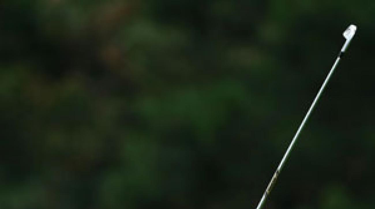 Nathan Green won the Canadian Open on the second playoff hole.