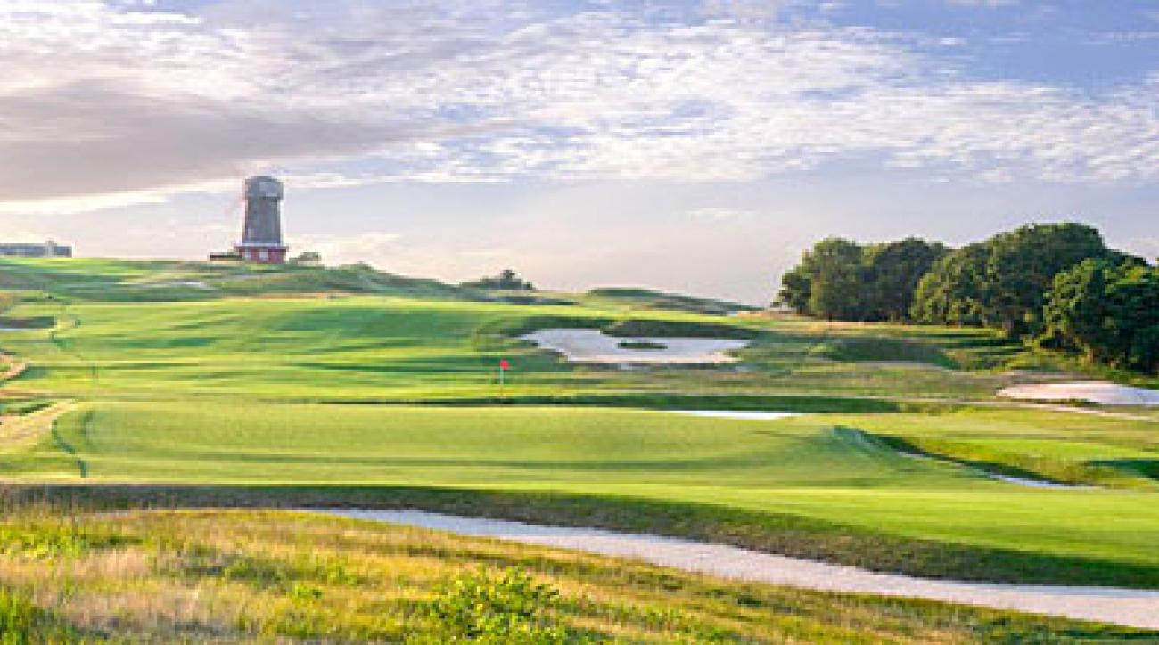 National Golf Links of America, No. 12 in the World and No. 9 in the U.S.