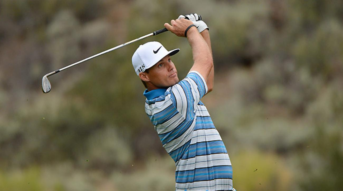 Nick Watney scored 18 points in round 1.