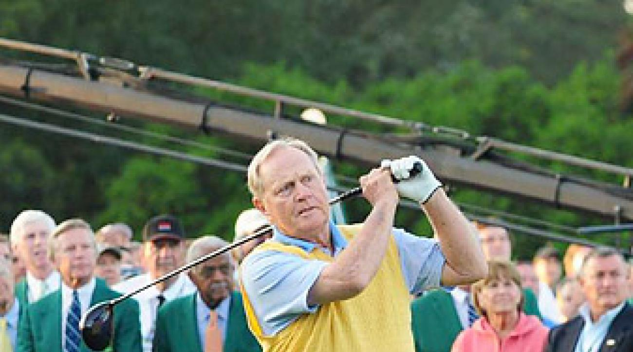 If the measure passes the Senate, Jack Nicklaus would become the first person to receive the honor since 2010.