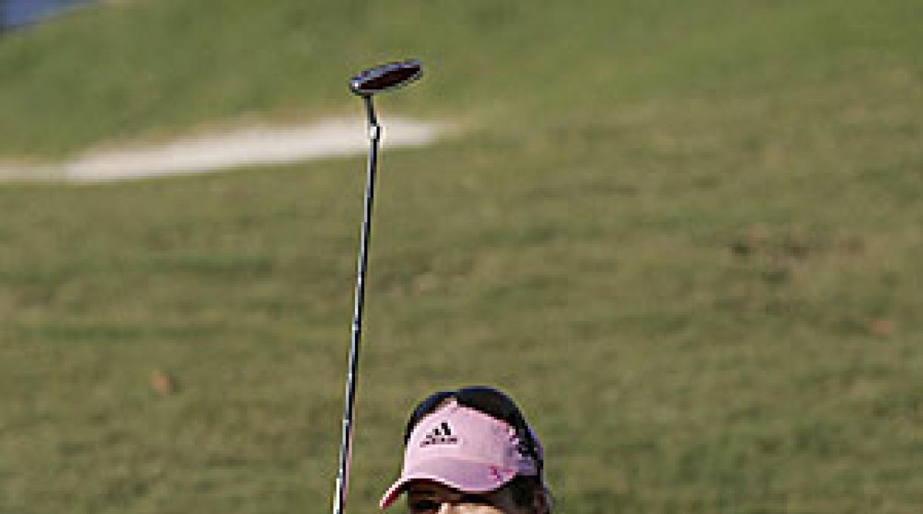 Paula Creamer is trying for her second victory of the 2007 season.