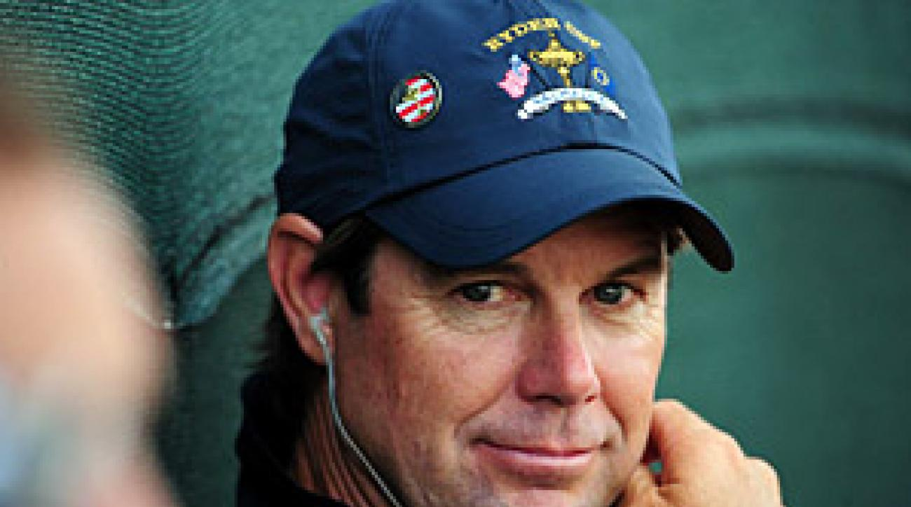 Azinger won't rule out a return to the PGA Tour or, if offered, a second term as Ryder Cup captain.