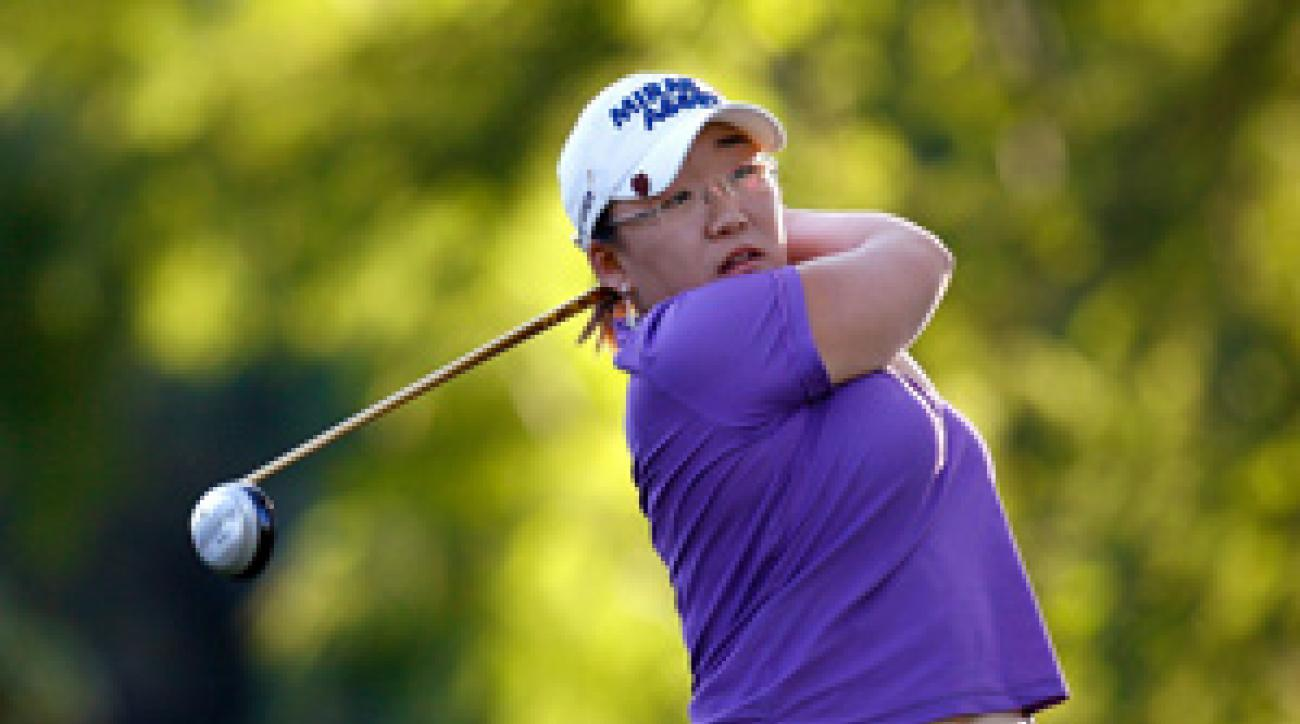 Jiyai Shin made six birdies and no bogeys.