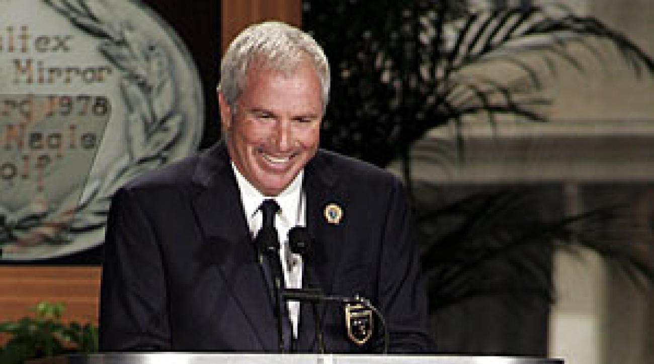 Curtis Strange won 17 times on the PGA Tour, including two U.S. Opens.