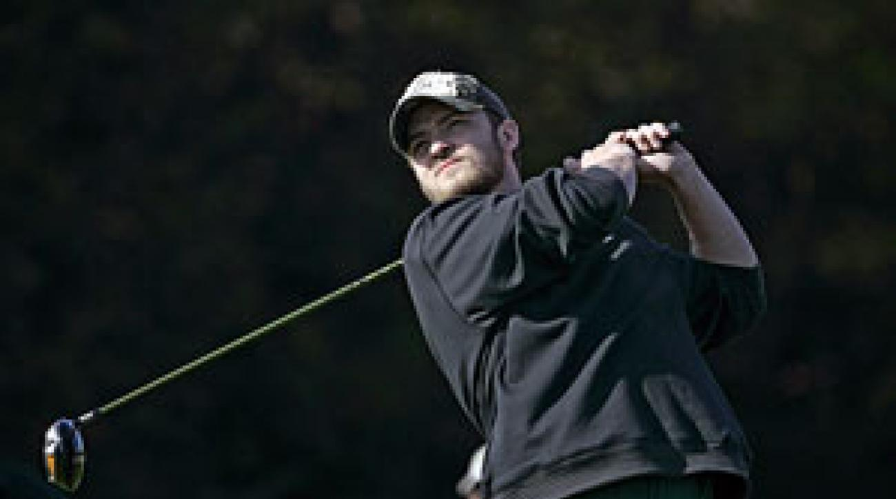 """""""Raising money to better children's lives while playing golf? I can't think of a better way to pass the time,"""" Timberlake said."""