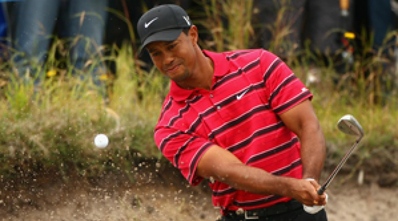 Tiger Woods failed to win a tournament for the first time in his career.