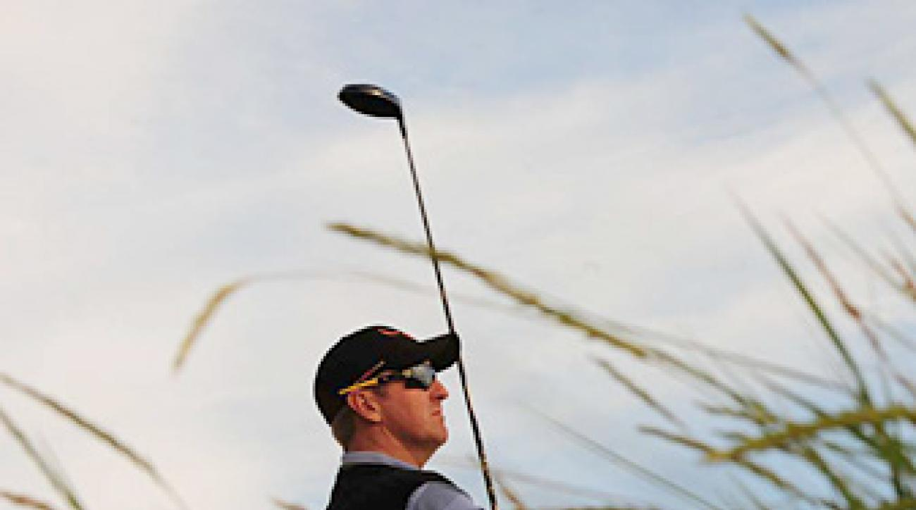 Former world No. 1 David Duval is experiencing the second stage of Q school for the first time.