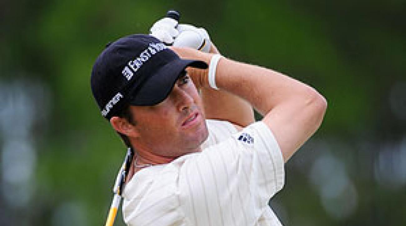 Ryan Palmer has two top ten finishes this season.