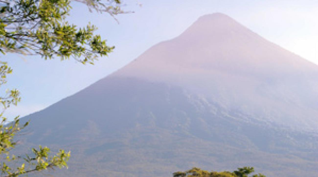 Pete and Perry Dye's new track in Guatemala.