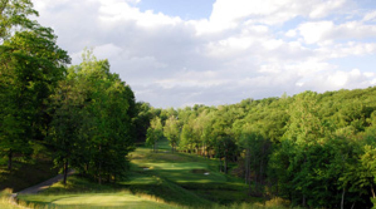 Highland Course at Primland Resort.