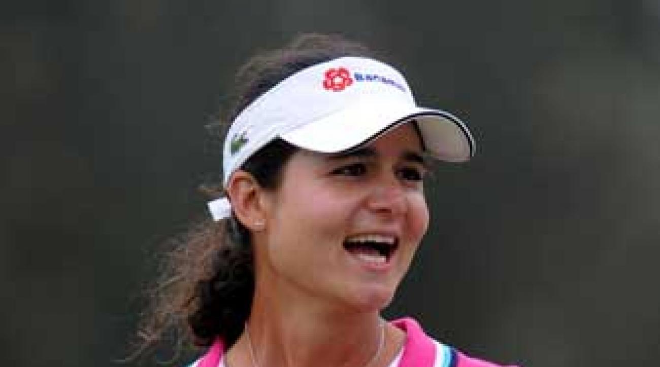 Lorena Ochoa retired from the LPGA Tour in 2010.