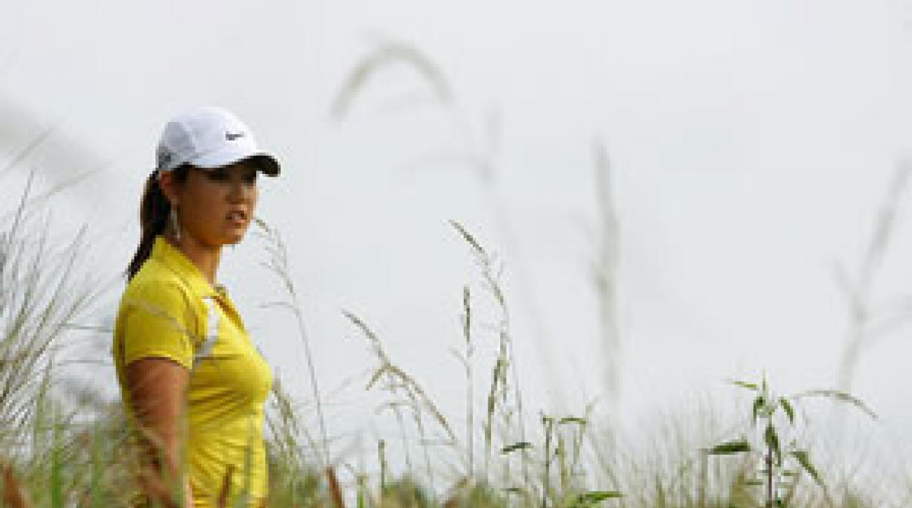 Michelle Wie has only completed two of seven events this year in the U.S.