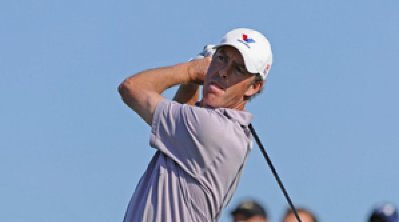 Richard Green shot a final-round 65 to win by two strokes.
