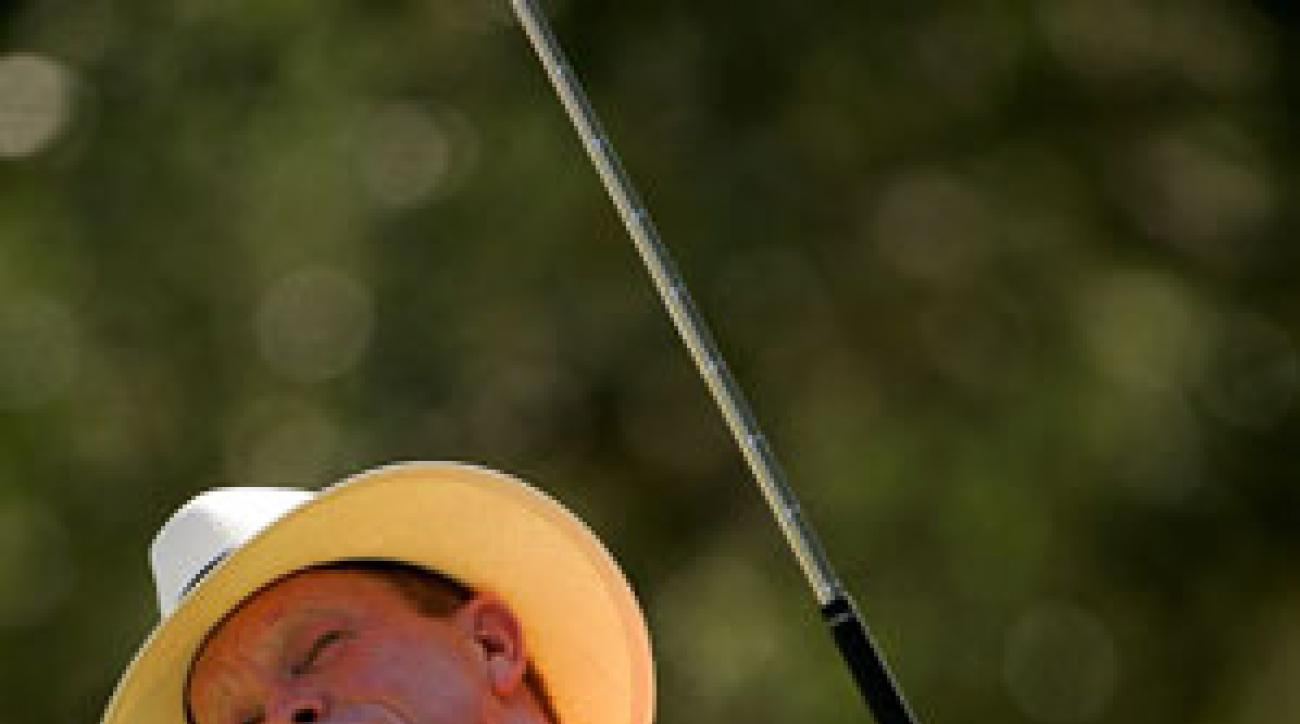 Tom Kite is seeking his first tour victory in his native Texas.
