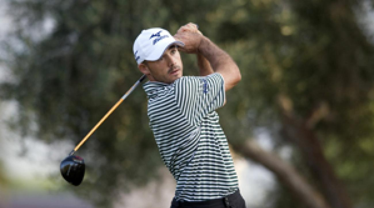 Jonathan Byrd made nine birdies and a bogey on Friday.